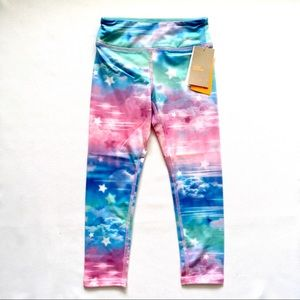 2-4T Cotton Candy Clouds Legging